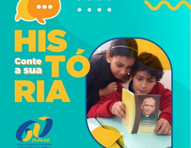 Campanha Conte sua História convida a relembrar e partilhar memórias de superação no CEP São João Calábria